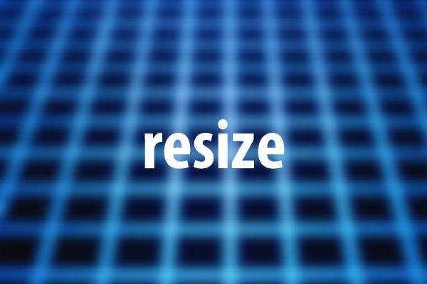 resizeプロパティの意味と使い方