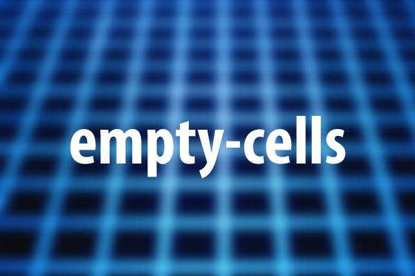 empty-cellsプロパティの意味と使い方