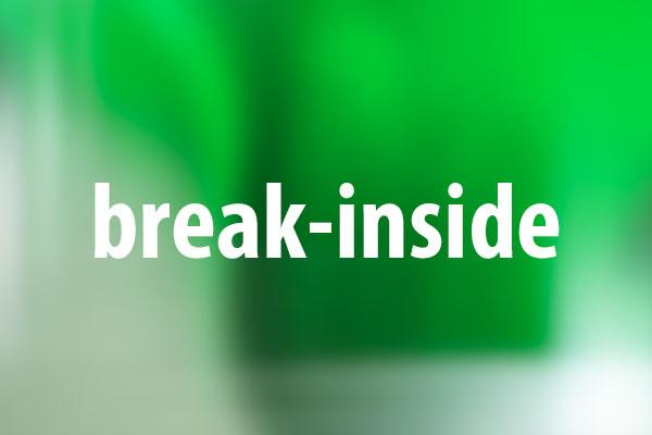 break-insideプロパティの意味と使い方