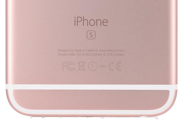 iPhone 6s/6s Plusのボタンや端子の名称