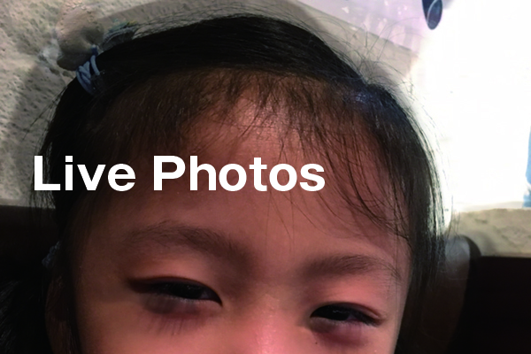 iPhoneで撮影した動く写真「Live Photos」を再生する方法
