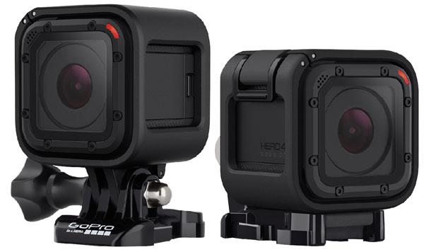アクションカメラ「GoPro」(ゴープロ)とは? 普通のカメラとの違いは?