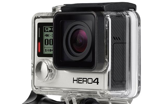 GoProで撮影できる解像度とフレームレート(FPS)は?