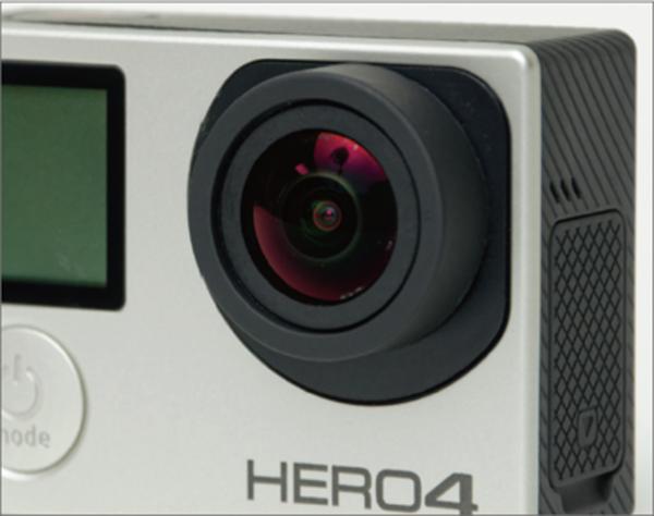 GoProで「Medium」や「Narrow」の画角を指定できない