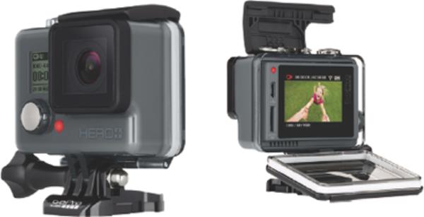 GoPro低価格モデル(HERO+ LCD/HERO+/HERO)の特徴と比較