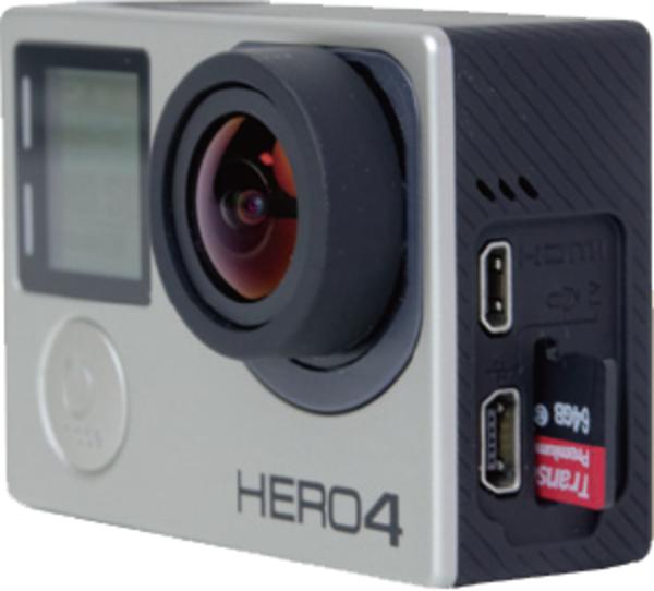 GoPro HERO Sessionのようなクイック撮影をほかのモデルで行う方法