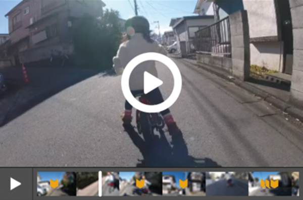 GoProの映像をスマートフォンで再生・簡易編集する方法