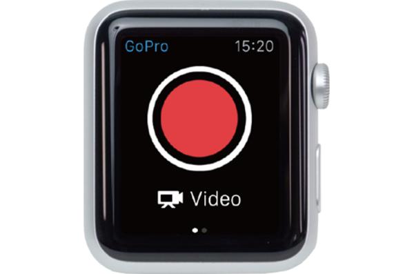 Apple Watchを使ってGoProで撮影する方法