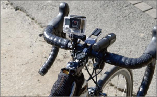 GoPro撮影ガイド:サイクリングのおすすめマウントと使い方
