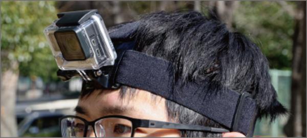 GoPro撮影ガイド:ウォーキング&トレッキングのおすすめアクセサリーと使い方