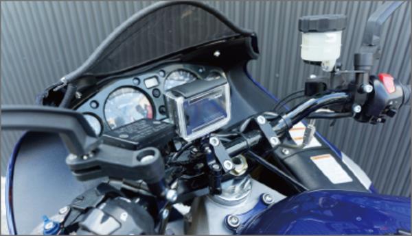 GoPro撮影ガイド:クルマ&バイクにおすすめのマウントと使い方