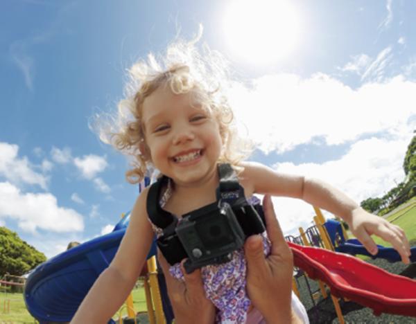 GoPro撮影ガイド:子供&動物&レジャー向けのアクセサリーと使い方