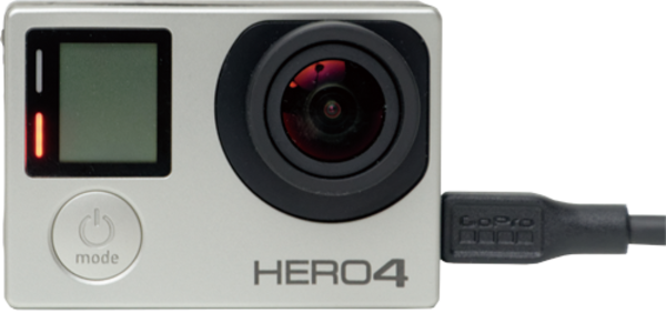 GoProの電源が入らない/すぐに切れるときの対処方法