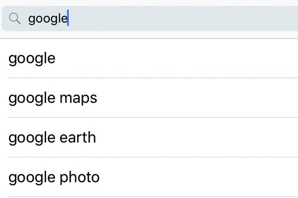 App Storeでアプリを検索する方法