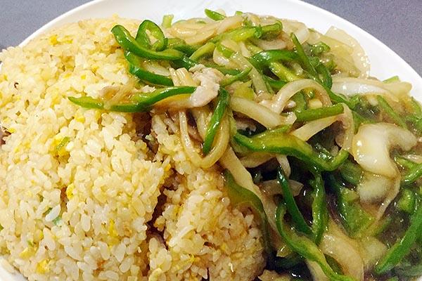 【神保町ペロリ旅】第13食 絶品チャーハンをたらふく味わえる!「ぶん華」のぶん華ランチ