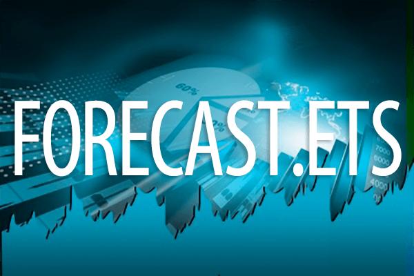 FORECAST.ETS関数の使い方。指数平滑法を利用して将来の値を予測する