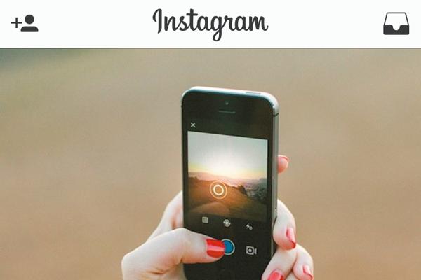 Instagramをはじめよう