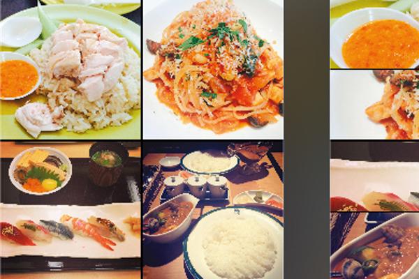 Instagramで複数の写真を使ったコラージュを作る方法