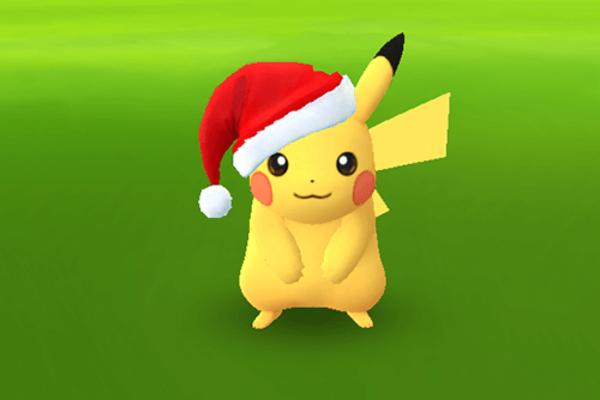【ポケモンGO】期間限定サンタピカチュウと新ポケモンの入手方法/ソフトバンクショップでプレゼント