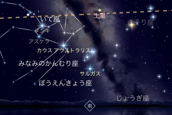 夏の旅行で「天の川」を見る! 天体観測アプリで当日の夜空をシミュレーション(iPhone/Android両対応)