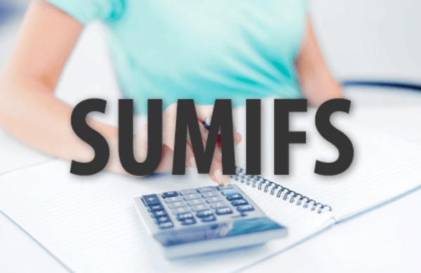 【エクセル時短】使いこなせてる?「SUMIFS」関数。条件を組み合わせて合計を求める人気関数!