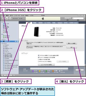 iphone ファームウェア を 更新 中