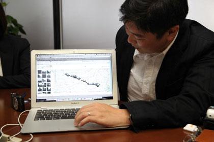 Eye-Fiからアップロードした写真でタイムリーに報告―アイファイジャパンの仕事術(中編)