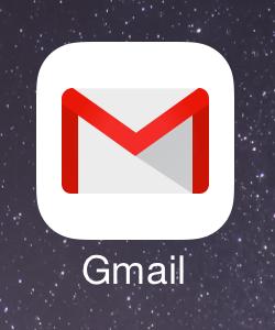 Gmailを起動する