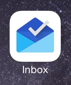 Inboxを起動する
