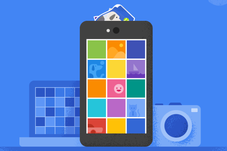GoogleフォトをiPhoneで! アプリの初期設定と写真のアップロード方法