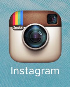 Instagramを起動する