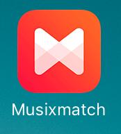 Musixmatchを起動する