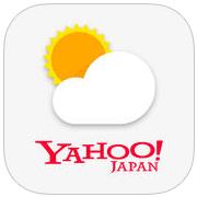 Yahoo!天気アプリのアイコン
