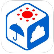 tenki.jpアプリのアイコン