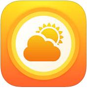 天気ライブアプリのアイコン