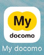 [My docomo]アプリのアイコン