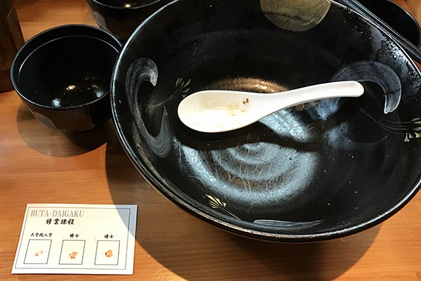 【神保町ペロリ旅】第18食 豚丼専門店「豚大学」の最高学位「博士」に挑戦!(後編)