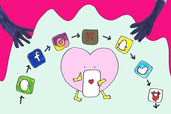 アプリ徘徊が止まらない! スマホによる支配から心を開放する方法【メンタル余裕への道】