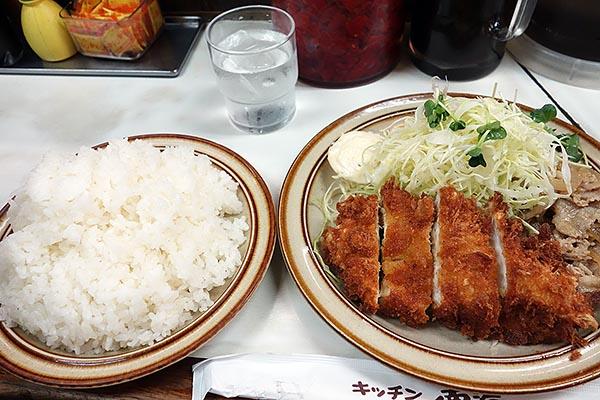 【神保町ペロリ旅】第40食 神保町の中心でレアメニューを食す! 「キッチン南海」のヒラメしょうが