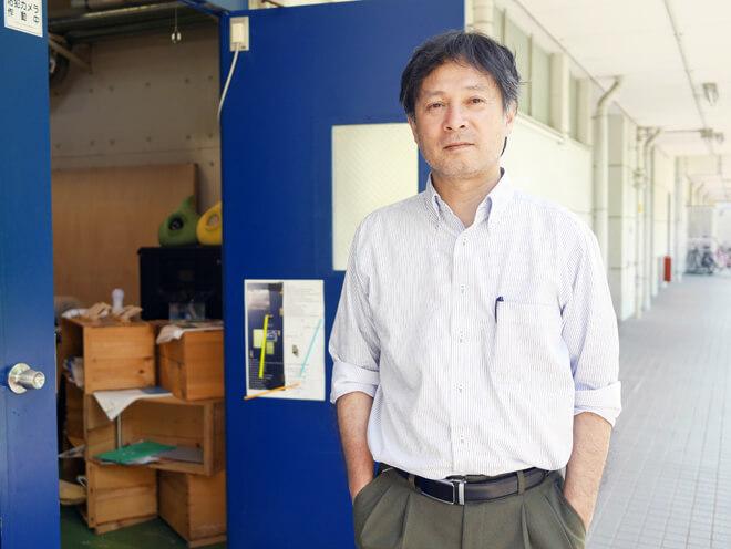 「不便益」の第一人者、京都大学デザイン学ユニット教授の川上浩司氏