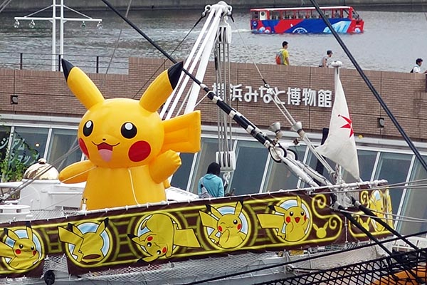 ポケモンGO1周年でレアポケ大量出現/8月の「ピカチュウ大量発生チュウ!」イベントとは?
