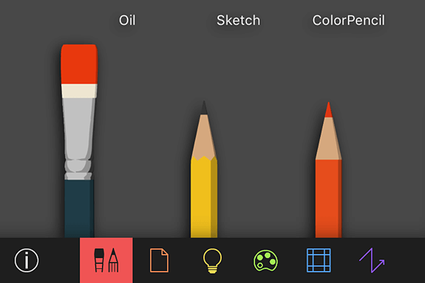 人工知能が写真を手本に絵を描く。動画化もできるiPhoneアプリ「Artomaton」の使い方