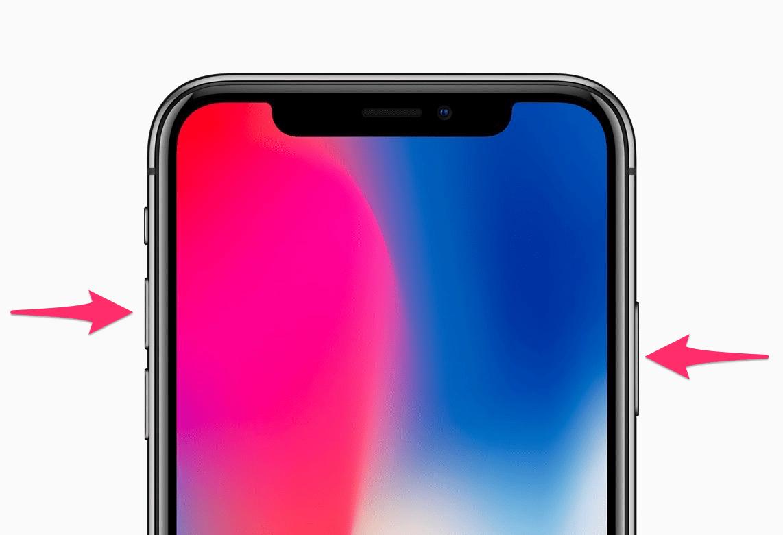 iPhone X:「電源ボタンの長押し」ではありません! 電源オフと「緊急SOS」を表示する方法