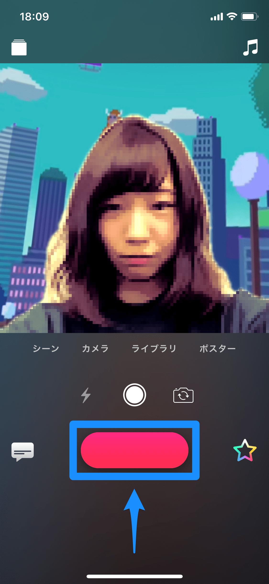 ビデオ編集アプリ「Clips」では何ができる? シーンを使った撮影とエフェクト、ポスターの使い方