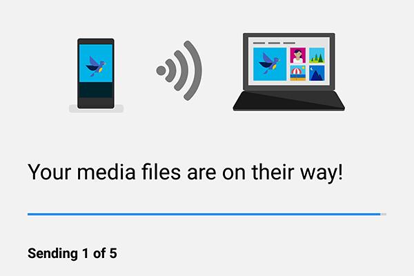 マイクロソフトの新アプリ。超高速で写真を転送できる「Photos Companion」がすごい
