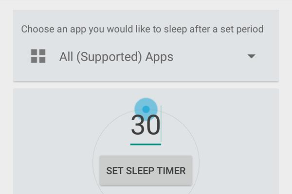 「寝落ち」も安心! YouTubeなどの再生時間を決められるAndroidのタイマーアプリ