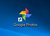 Google Photos(グーグルフォト)のショートカットアイコン