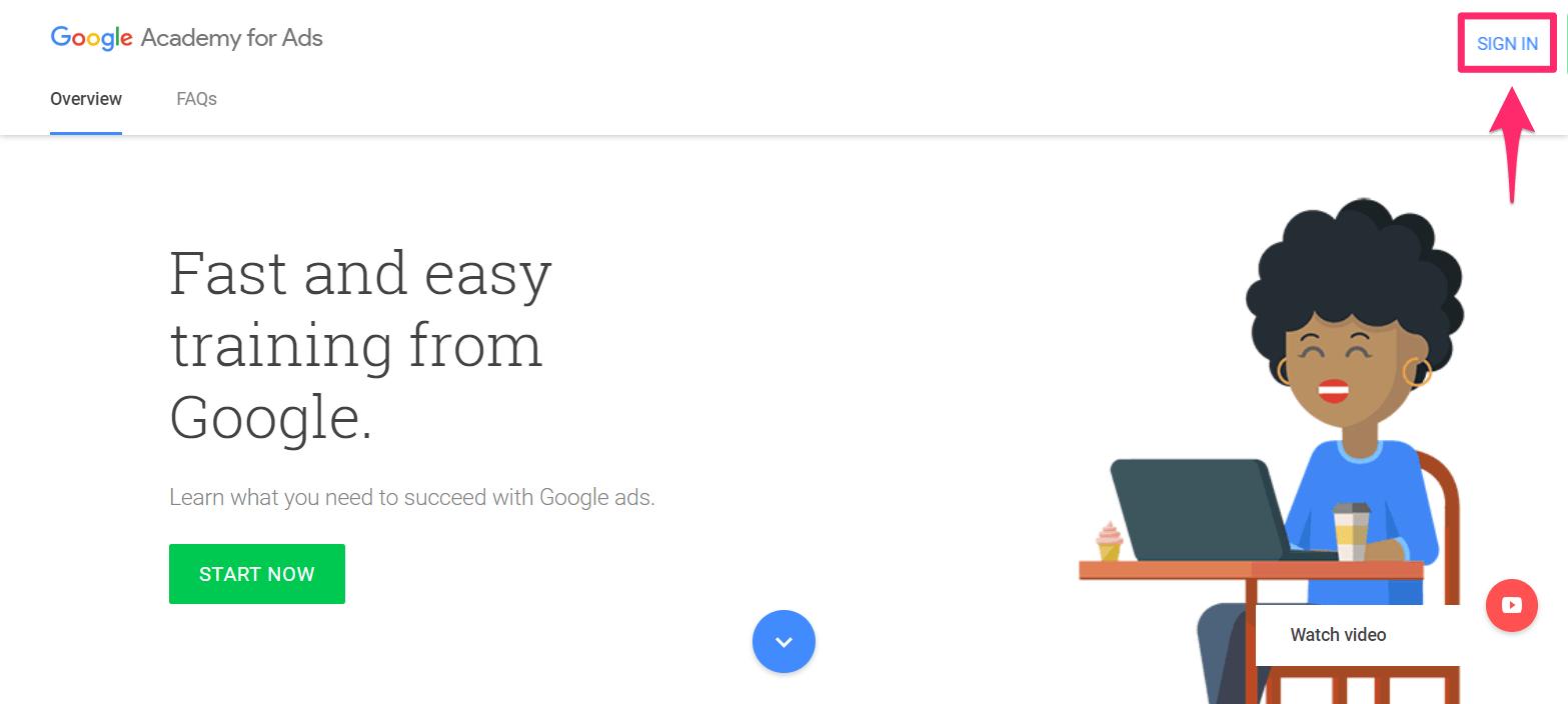 GAIQ(Googleアナリティクス個人認定資格)の受験方法【Academy for Ads対応版】