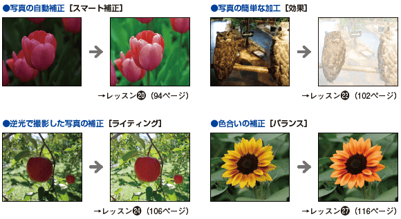 できるPhotoshop Elements 2019 Windows & macOS対応