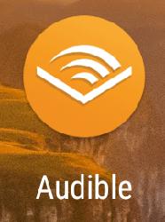 Audibleアプリ(オーディブルアプリ)のアイコン